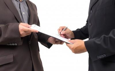 Firma del contrato