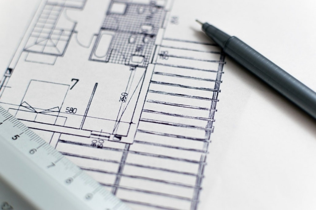 Compra de vivienda bajo planos