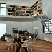 Interior: sala