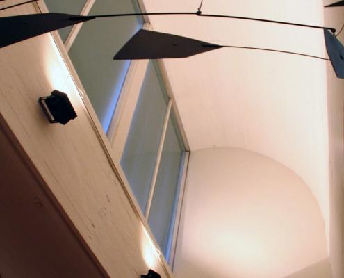 Detalle interior Fundación Miró