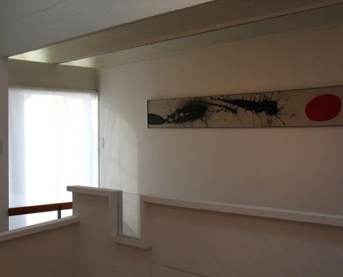 Interior Fundación Joan Miró