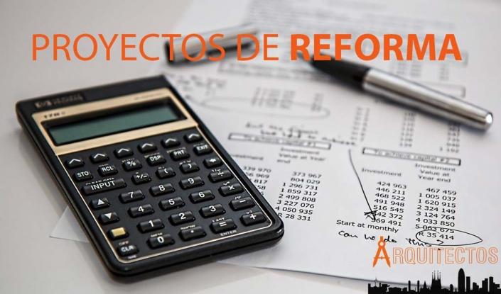 Calculadora Proyectos de Reforma