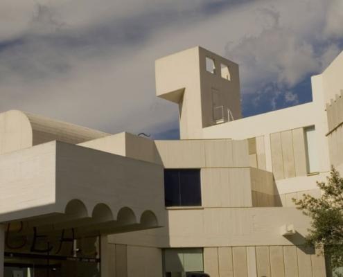 José Luis Sert - Fundación Miró