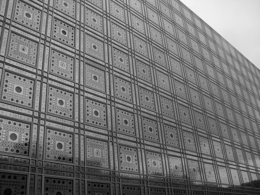 Institut du Monde Arabe de Jean Nouvel