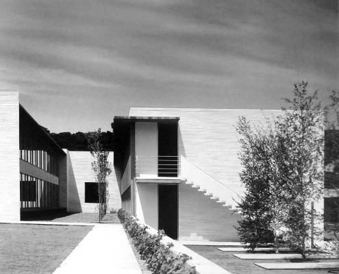 Escuela en Lloret de Mar, Carlos Ferrater