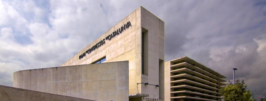 Palau de Congressos Barcelona, Carlos Ferrater
