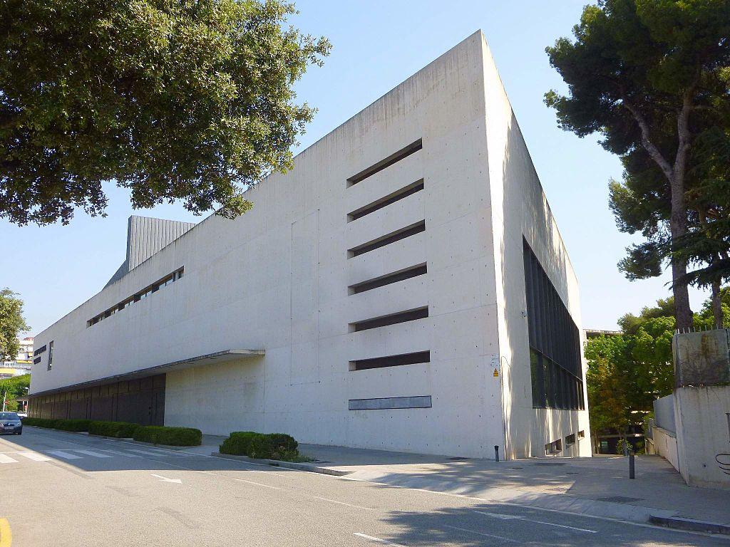 Palau de Congressos de Catalunya, Carlos Ferrater