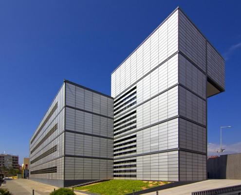 Sede GISA en Barcelona, Carlos Ferrater.